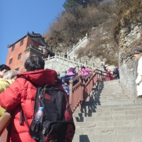 Golden Summit, Wudang Mountain