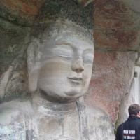 Dazu Rock Carving, Chongqing